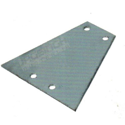 4 Hole - Coupling Plate - Triangle