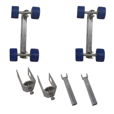 Swiftco Double Wobble Roller Kit (Pair Left - Right)