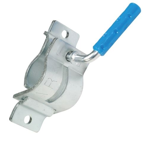 Jockey Wheel Clamp Fixed