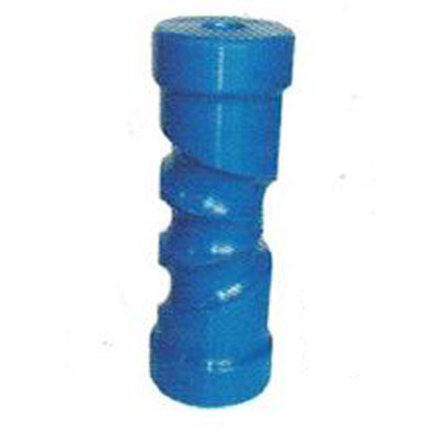 Centering Keel Roller 200mm x 17mm Hole
